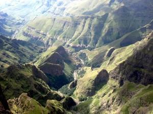 Drakensberg Valley